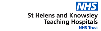 St Helens & Knowsley Hospitals logo