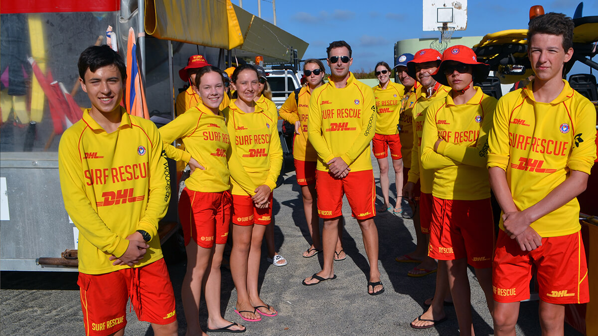 Become part of the Floreat Surf Life Saving Club