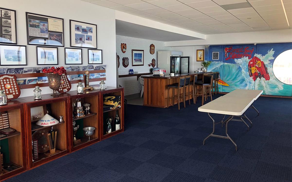 Members Lounge, Floreat Surf Life Saving Club