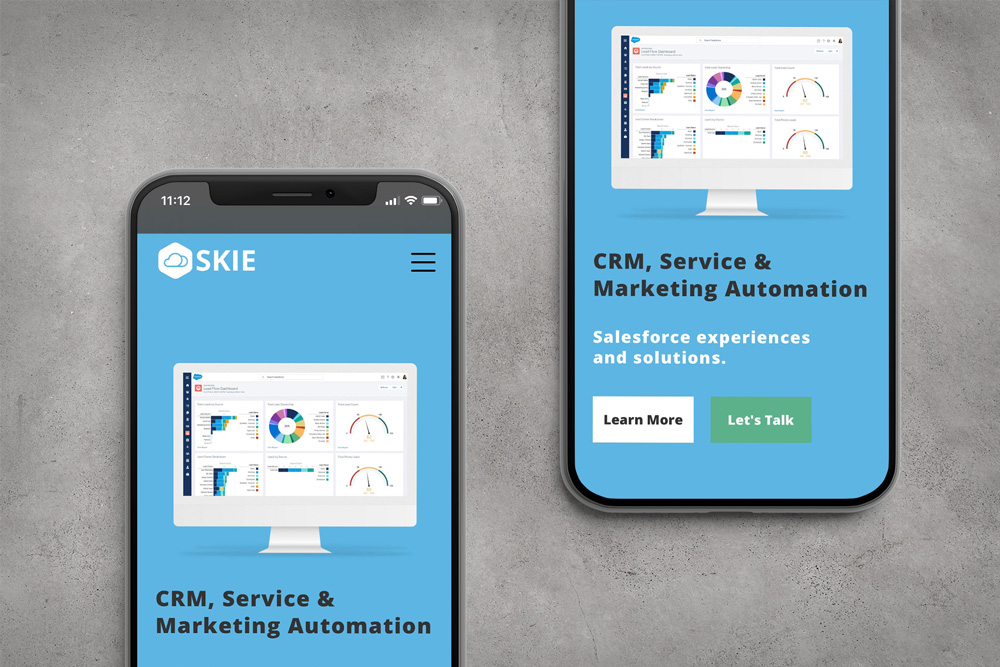 Dot The I work with Skie Solutions