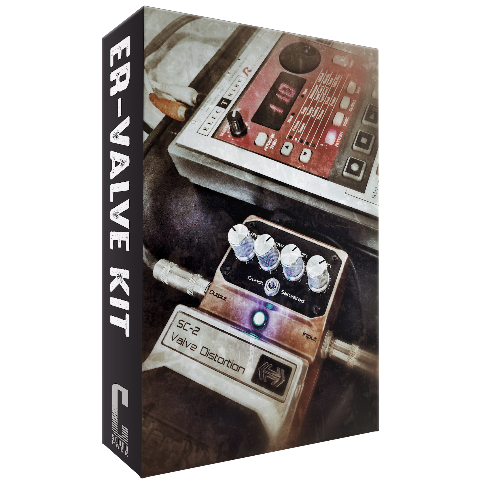 ER-1 Valve Drum Kit Sample Pack