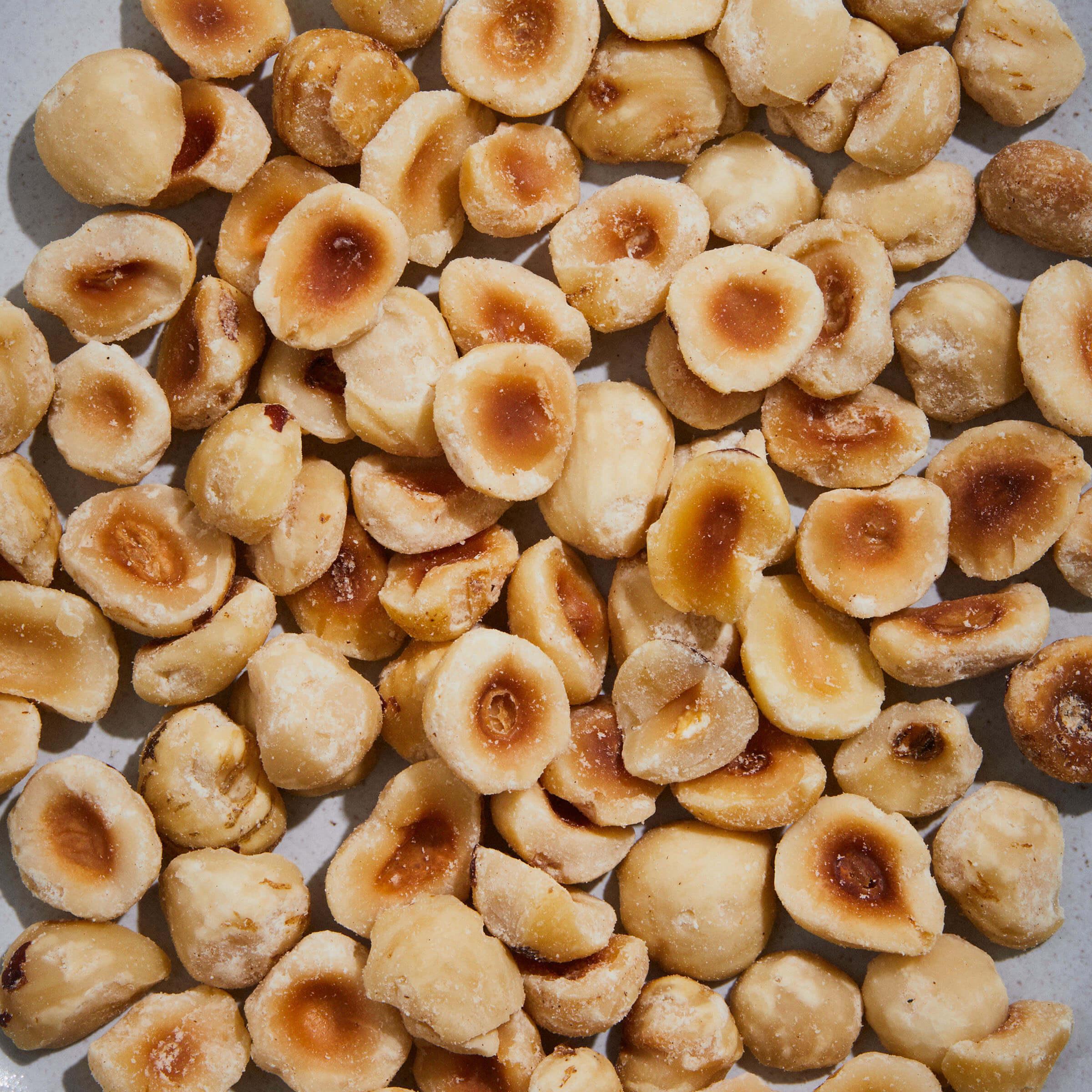 Hasselnötter rostad 7-11 mm