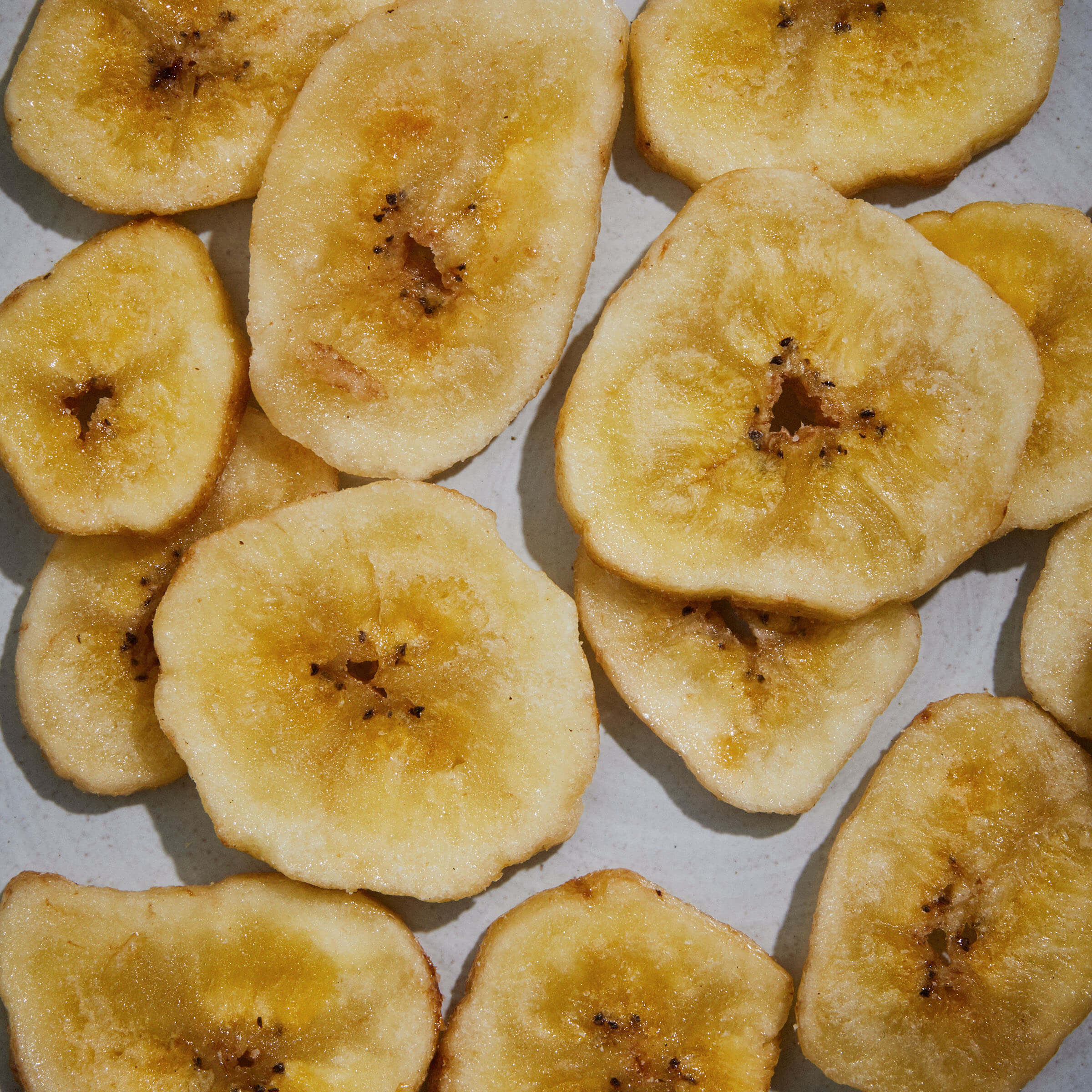 Bananchips hela