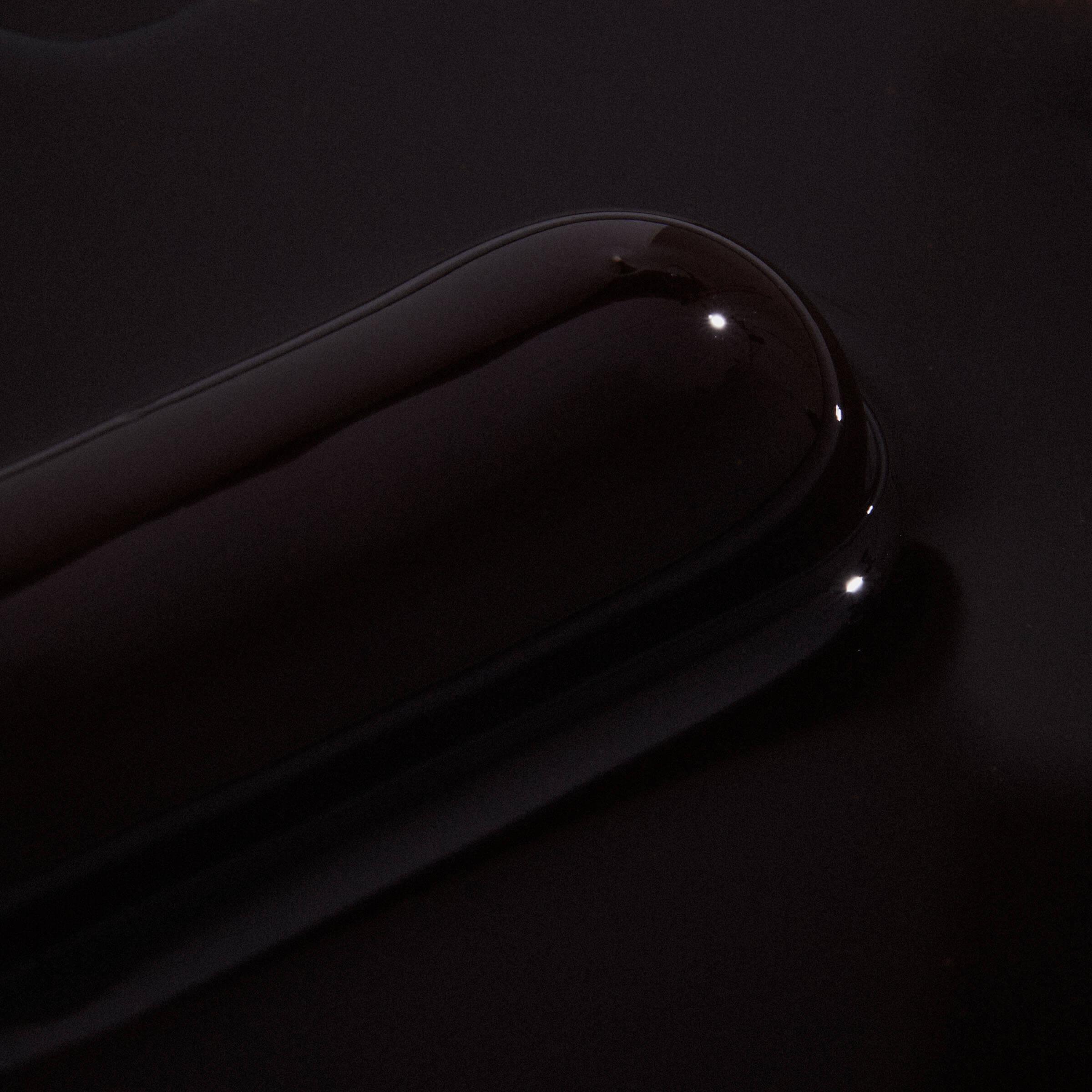 Glasyr spegelgelé choklad