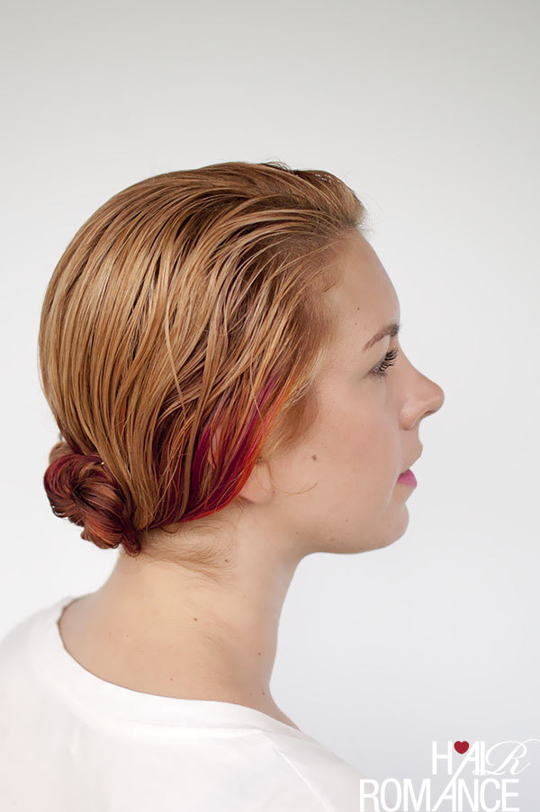 Hair-Romance-wet-hair-styles-the-triple-twist-bun