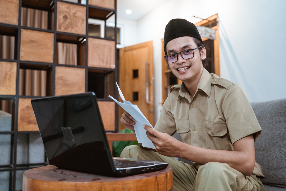 Pendaftaran PPPK 2021 di SSACSN go id