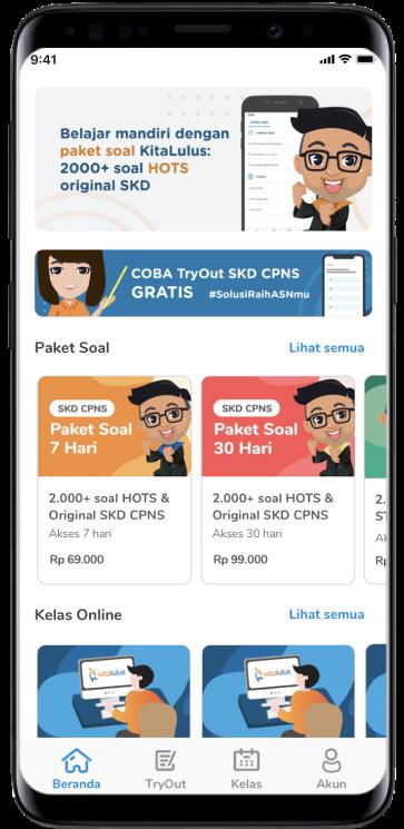 Kitalulus Android App