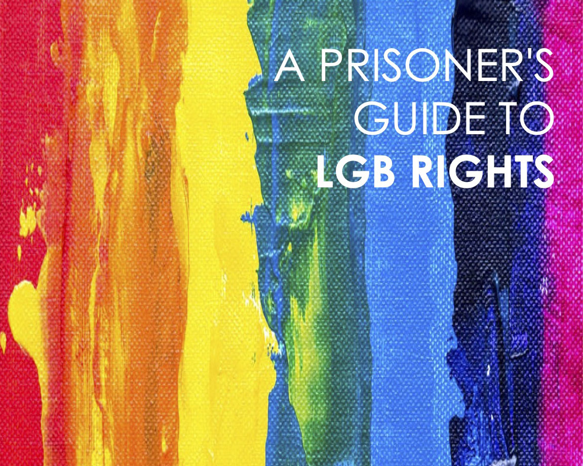 A Prisoner's Guide to LGB Rights