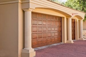 Dented Garage Door Repair