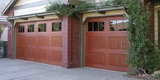 Wooden Garage Doors