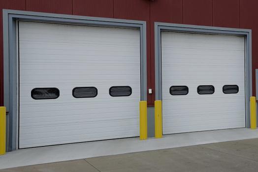 SECTIONAL GARAGE DOOR INSTALLATION