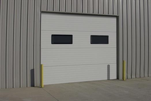 SECTIONAL GARAGE DOOR MAINTENANCE