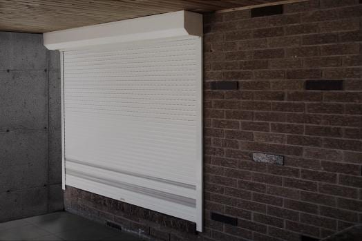 INTERIOR SECURITY SHUTTERS