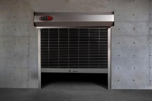 ROLLING GRILLE SHUTTERS