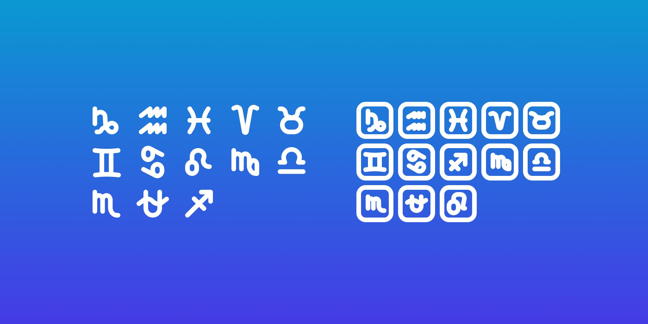 Zodiac (Mini Stock)