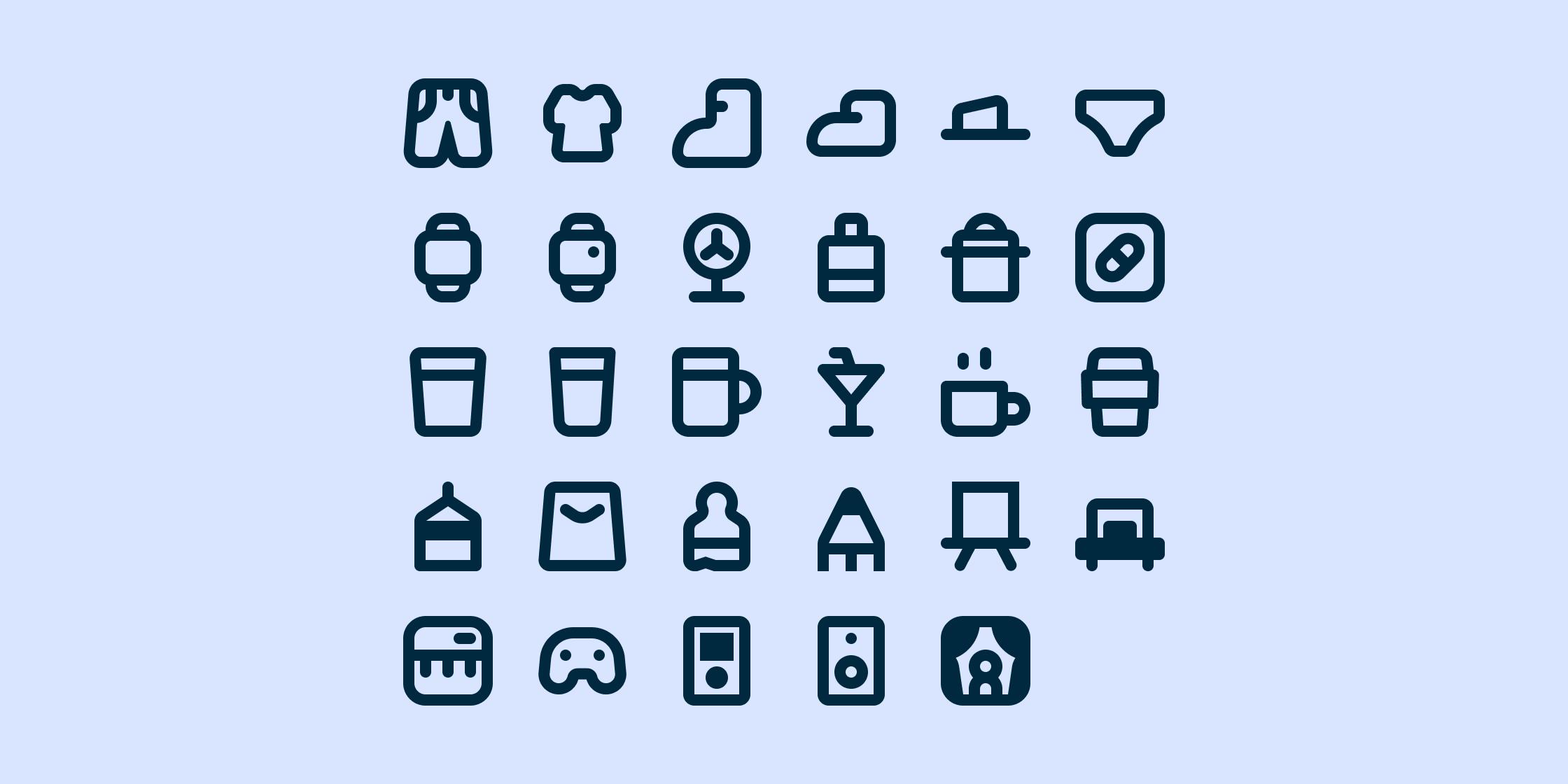 Objects (Mini Stock)