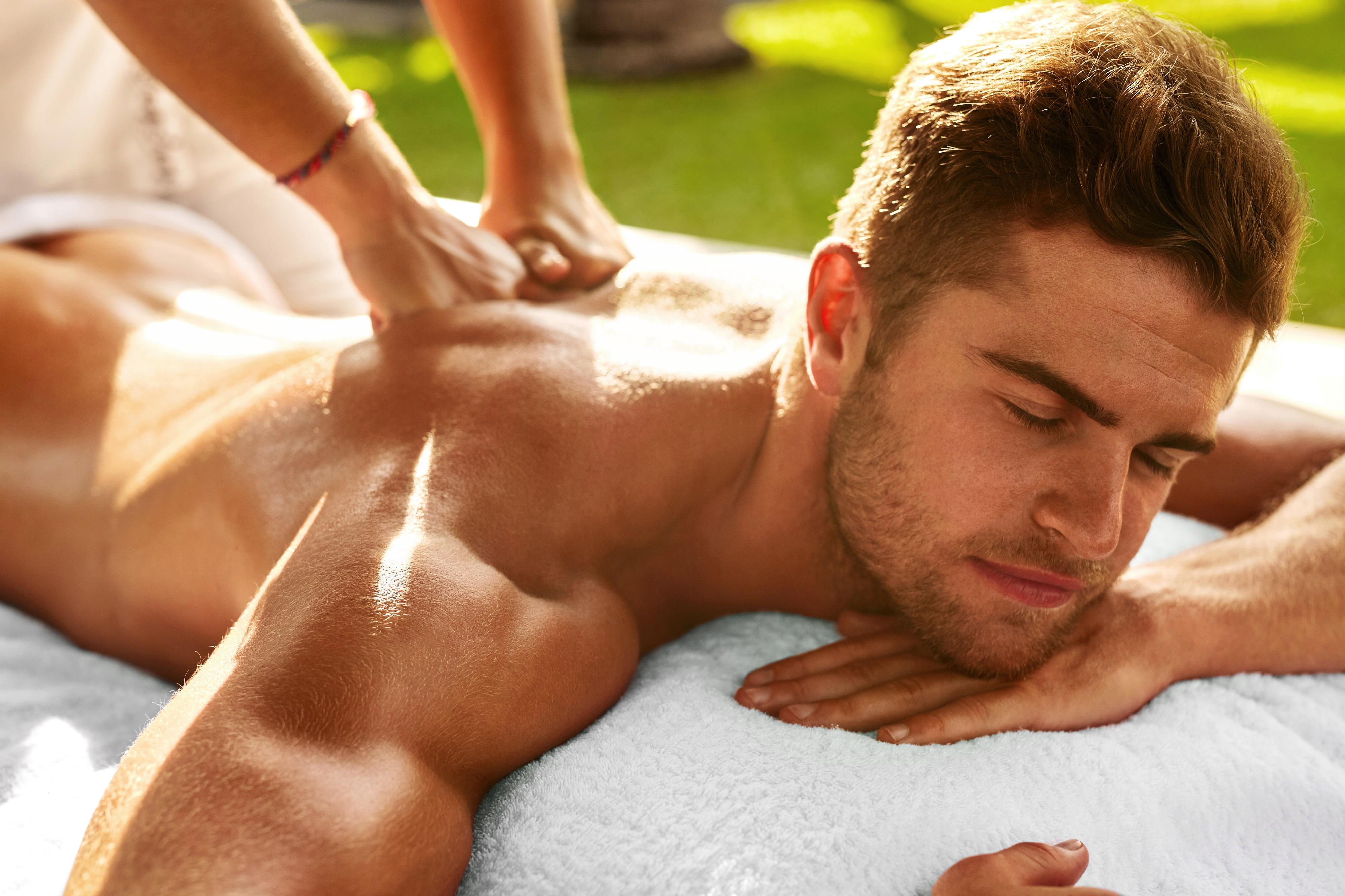 massoterapia masculina