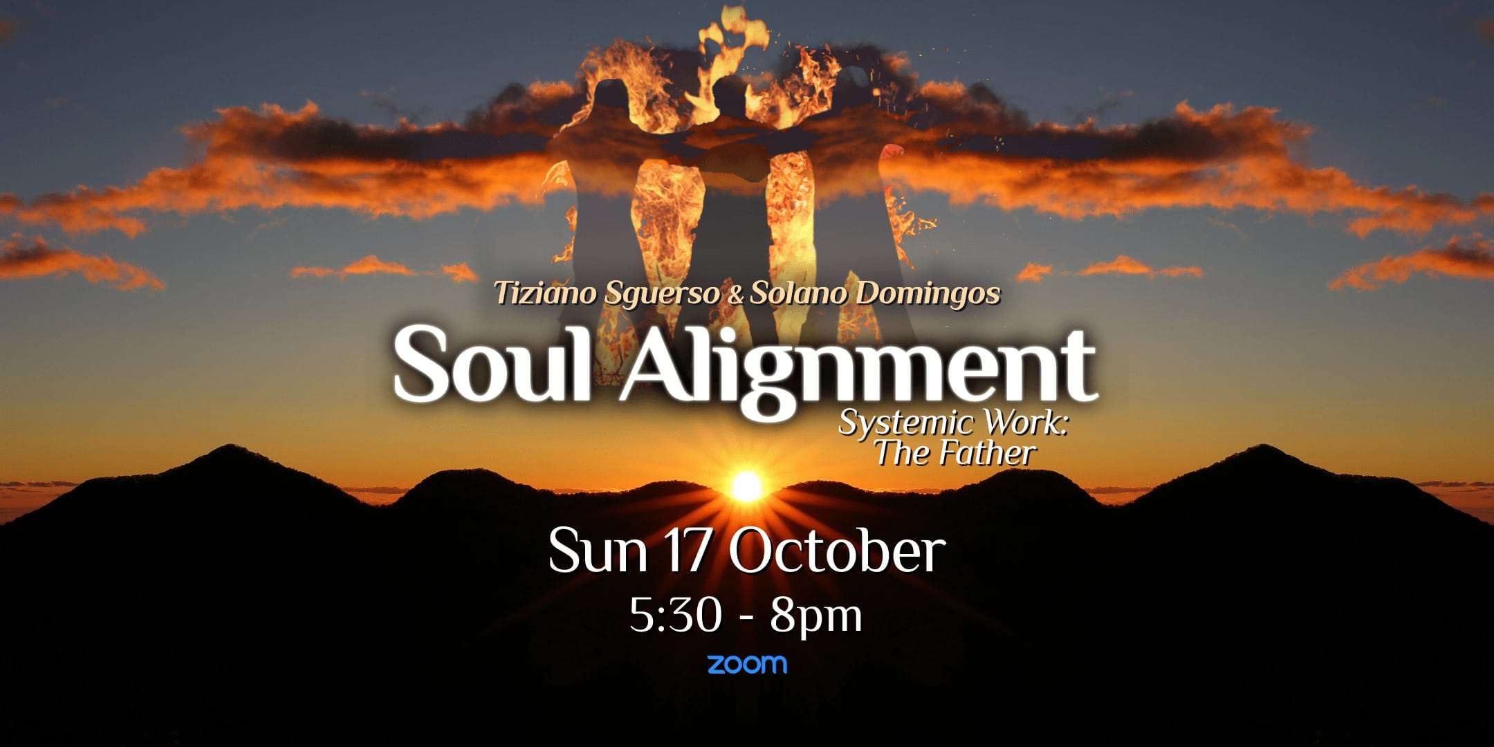 Soul Alignment Systemic Work The Father event thumbnail