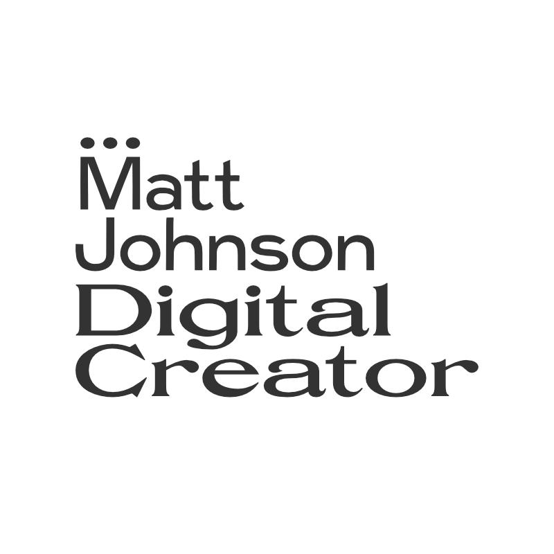Matt Johnson Digital Creator logo