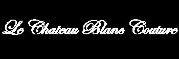 la chateau blanc couture logo