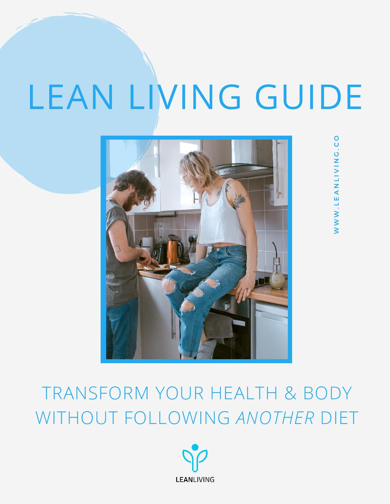 FREE Lean Living Guide