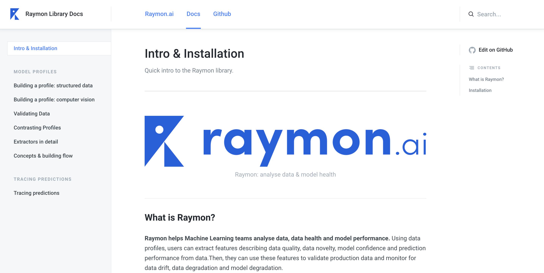 Docs Raymon