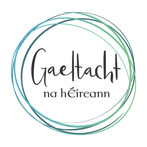Logo and link for Údaras na Gealtachta