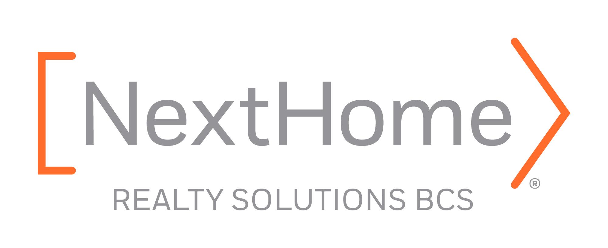 NextHome Realty Solutions BCS Logo