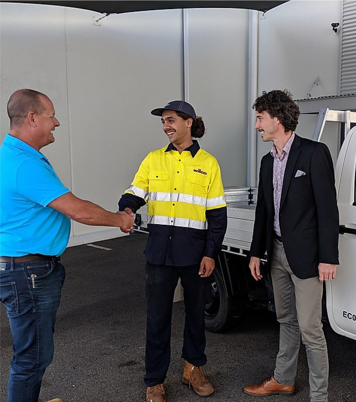 20 Aboriginal Apprentices by 2020 Commitment