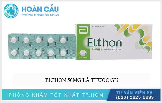 Elthon 50mg là thuốc gì?