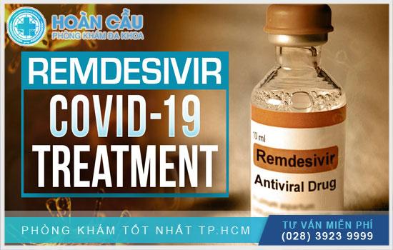Remdesivir được đánh giá tốt hơn các loại giả dược về thời gian hồi phục