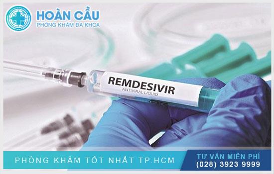 Thử nghiệm Remdesivir nhằm đánh giá phương pháp điều trị thử nghiệm COVID-19