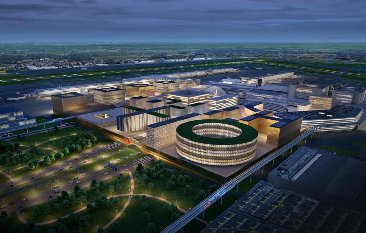 Brussels Airport 2040