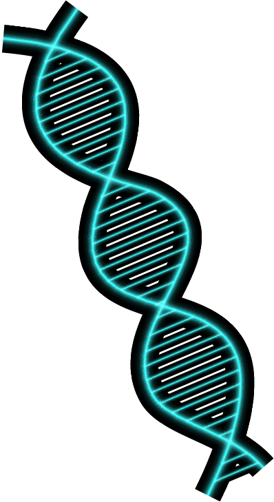 Background title DNA.