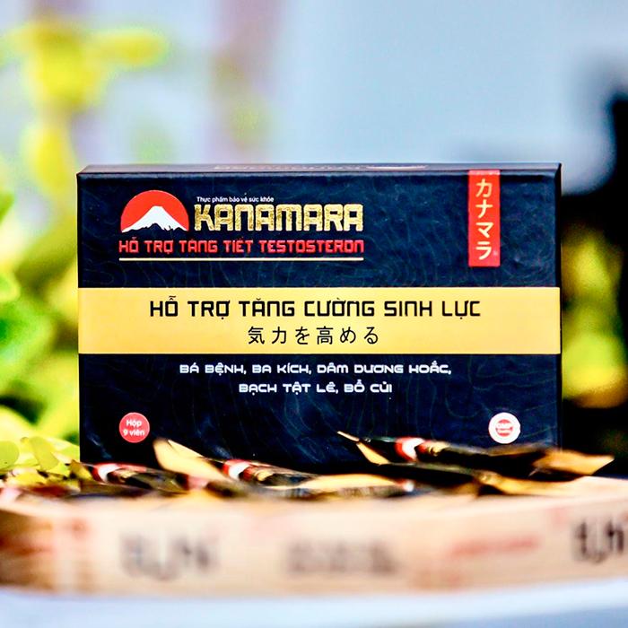 Viên ngậm Kanamara - Khẳng định bản lĩnh phái mạnh