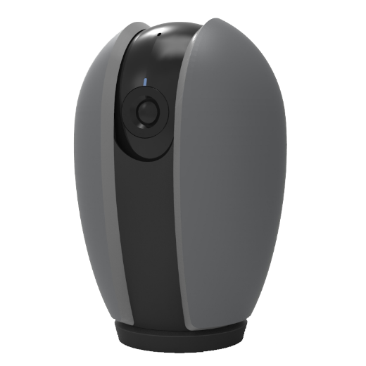 Indoor Smart WiFi camera, pan and tilt