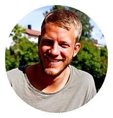 Personlig lærer Ole Kristian som studerer Siv. Ing. ved NTNU