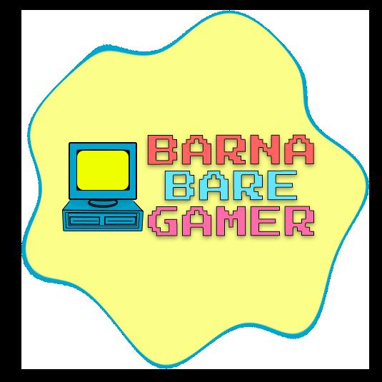 Barna bare gamer logo