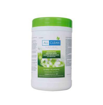 Disinfectant Peroxide Wipes