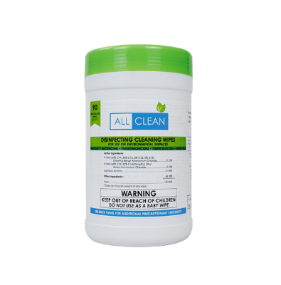 Disinfecting Cleaning Wipes