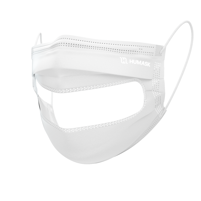 Level 3 Transparent Face Mask