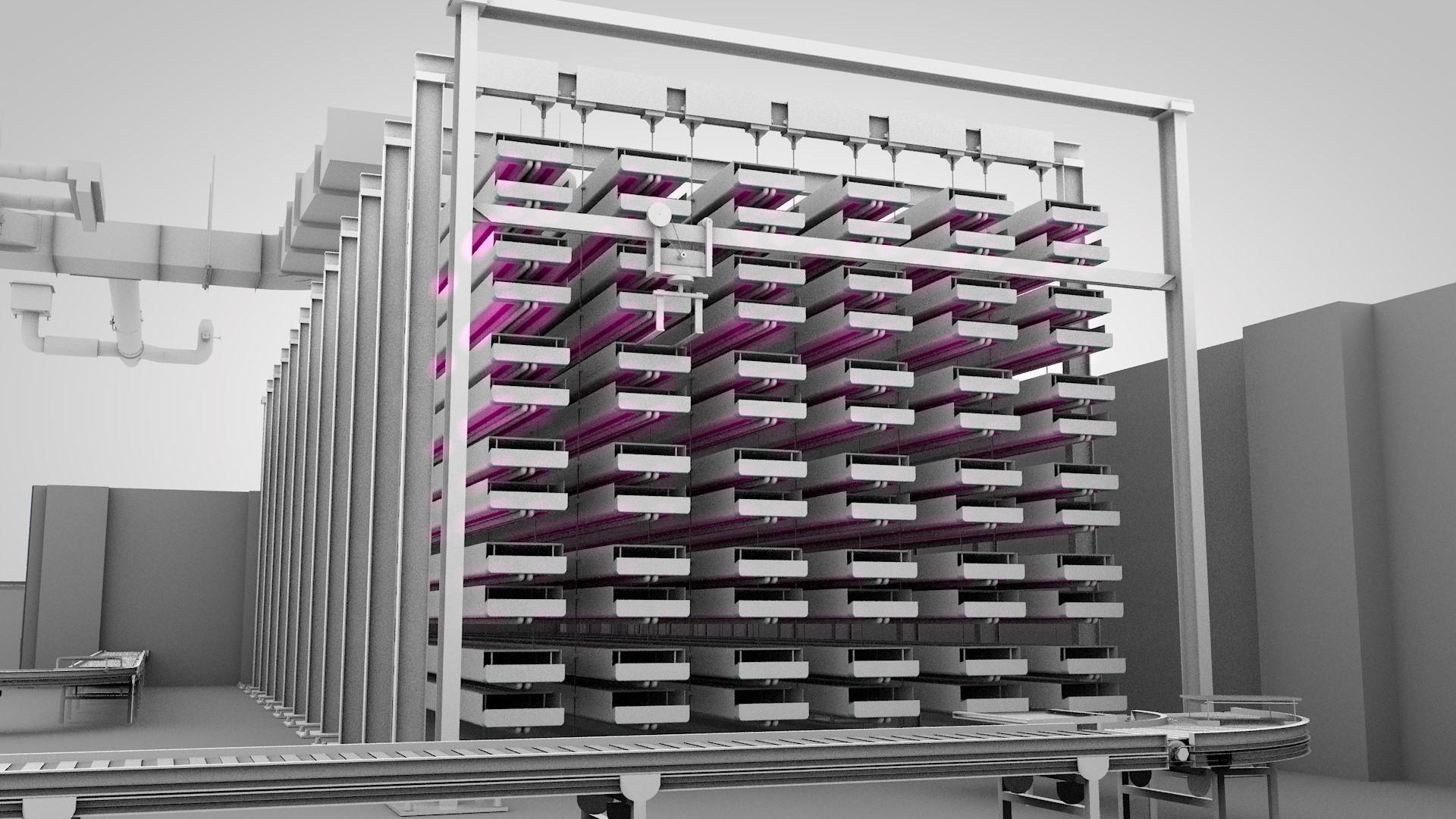 Automated Vertical Farm Design - Vertical Future