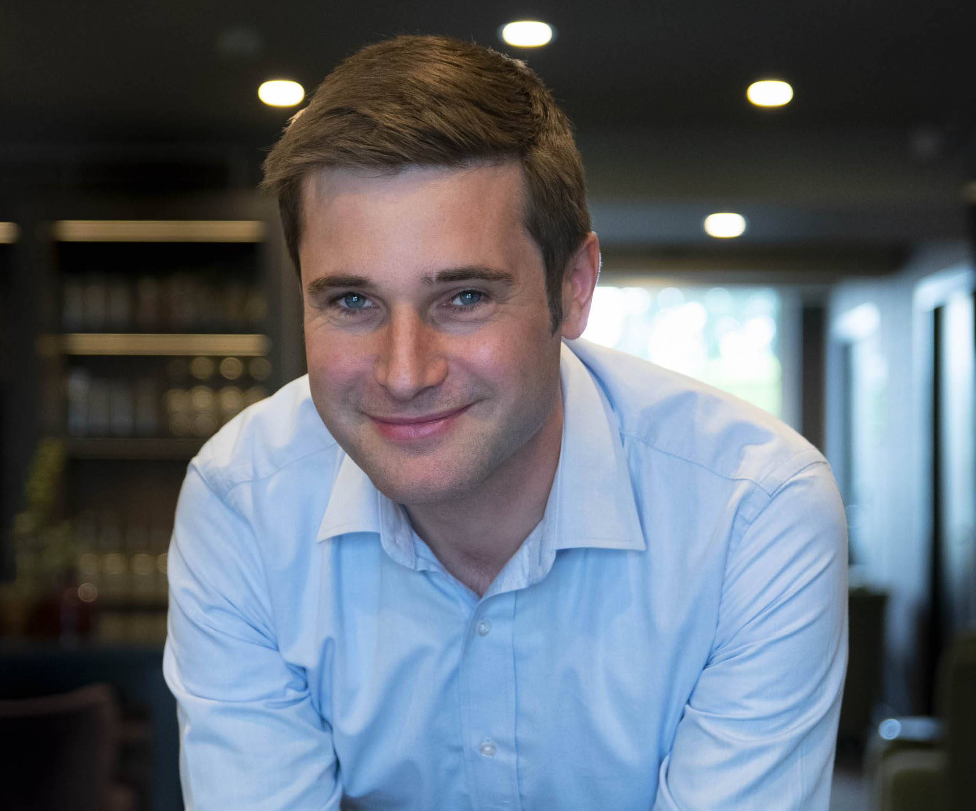 Mathieu Vancanneyt, oprichter Fjord RED