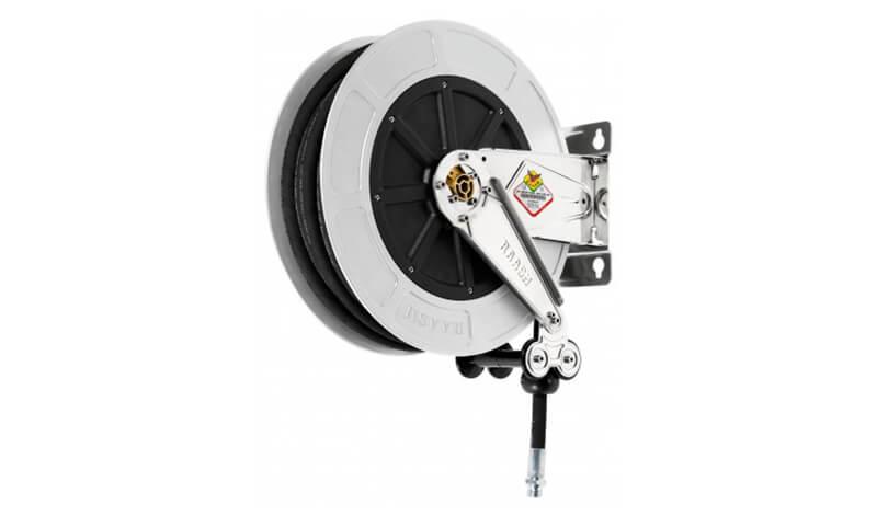 Šļūteņu uztīšanas iekārta AG Industrial S430-F