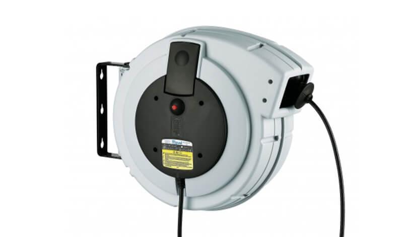 Uztīšanas iekārta elektrības vadam AG Industrial Plus 230V