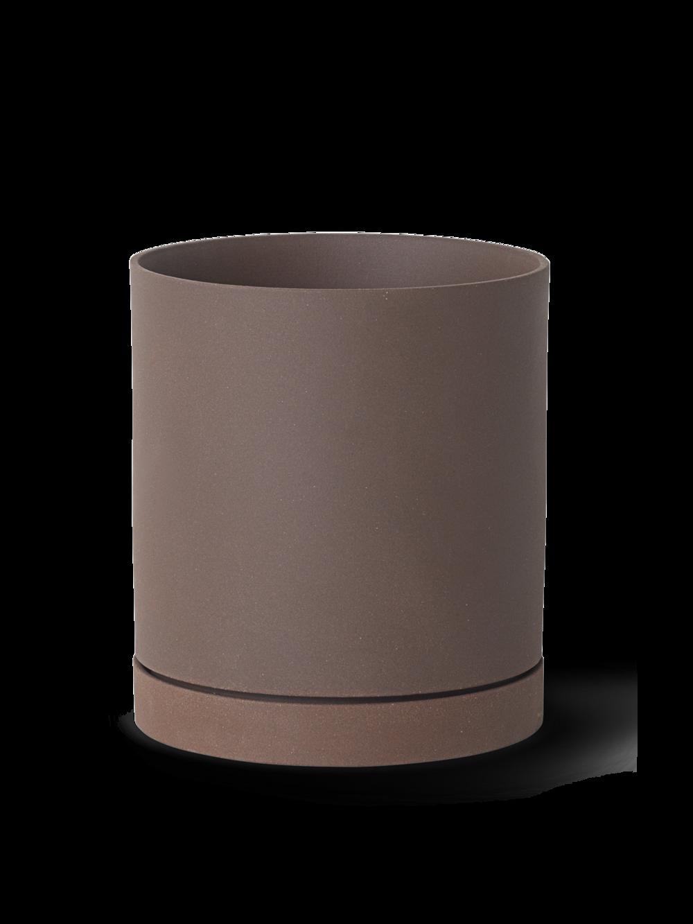 Sekki Pot - Rust Large
