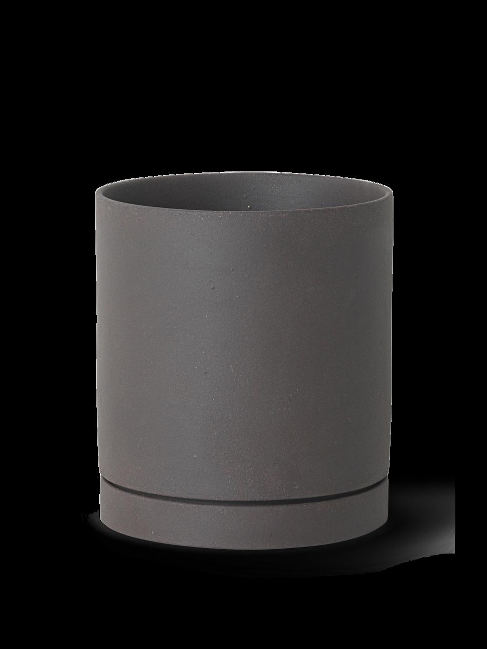 Sekki Pot - Charcoal Large