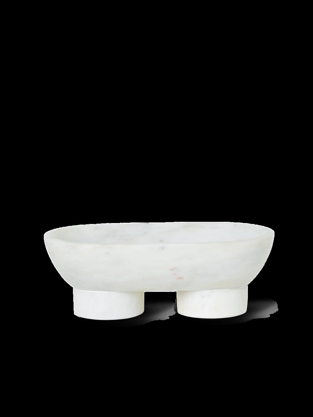 Alza Bowl White