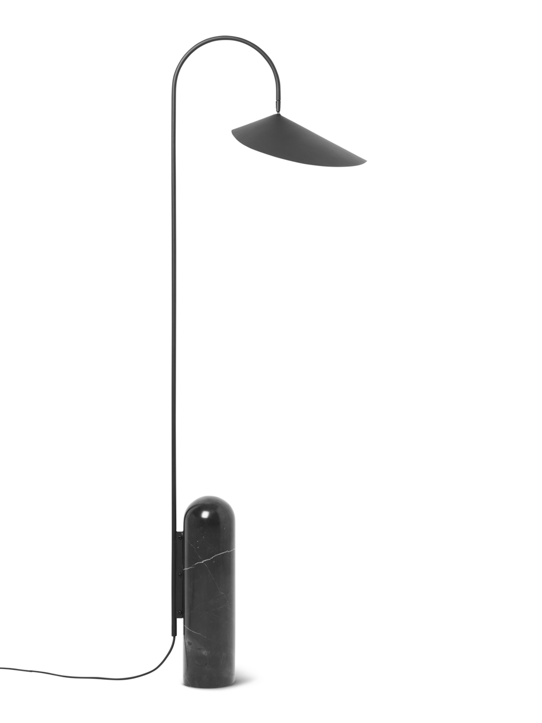 Arum Floor Lamp Black