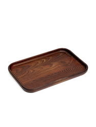 Pure Wood Tray Rectangular